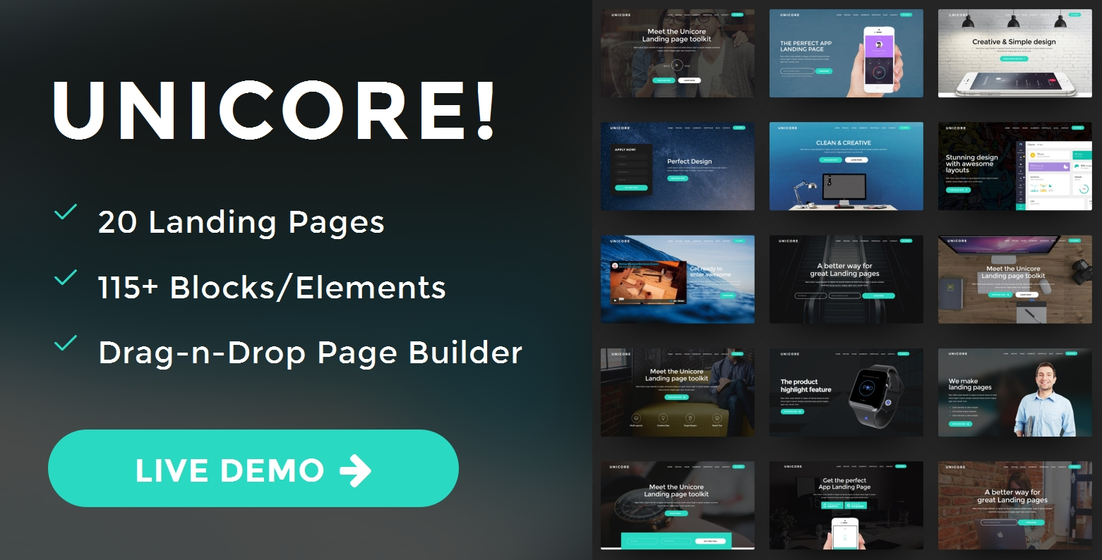 Best Bootstrap Landing Page Theme Download