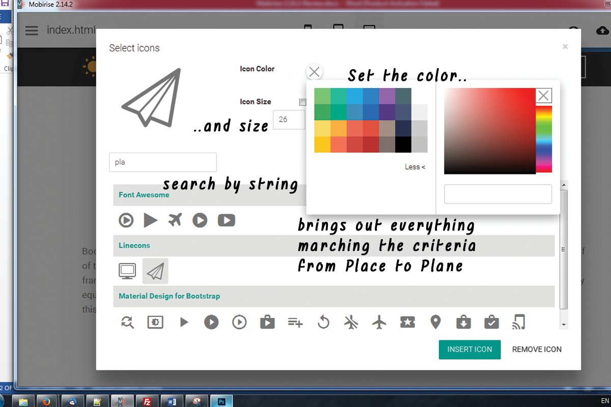 Simple WYSIWYG Web Authoring Software Free Download